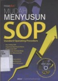 Mudah Menyusun SOP Standard Operating Procedure